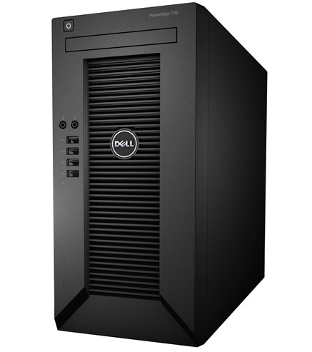 SOHO Dell PowerEdge T20.